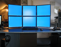 Galerie 6 Screen Trading Pc