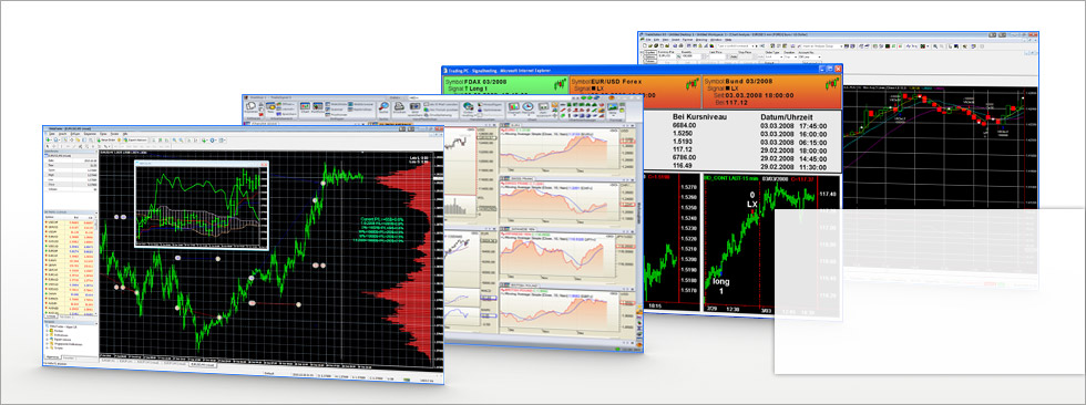 Software Entwicklung Trading-PC